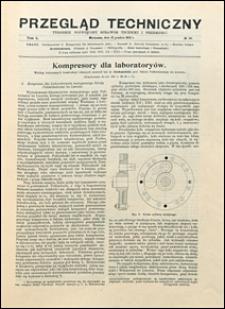 Przegląd Techniczny 1912 nr 50