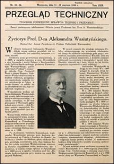 Przegląd Techniczny 1930 nr 23-24