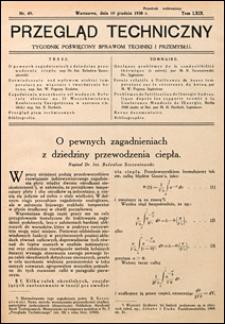 Przegląd Techniczny 1930 nr 49