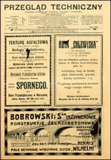 Przegląd Techniczny 1915 nr 15-16