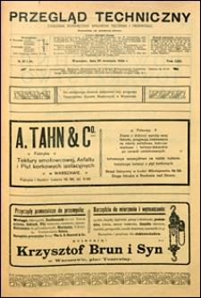 Przegląd Techniczny 1915 nr 37-38