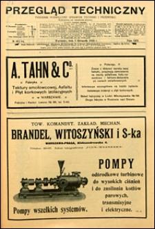 Przegląd Techniczny 1915 nr 43-44