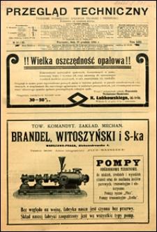 Przegląd Techniczny 1915 nr 51-52