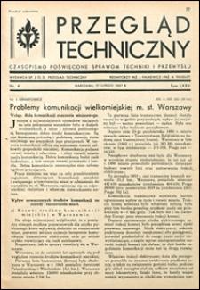 Przegląd Techniczny 1937 nr 4
