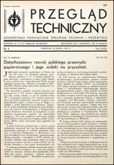 Przegląd Techniczny 1937 nr 6