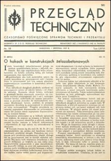 Przegląd Techniczny 1937 nr 18