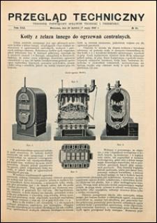 Przegląd Techniczny 1903 nr 18