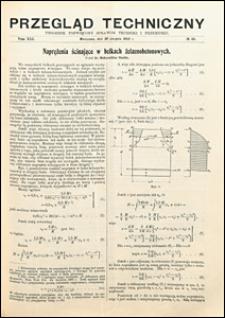 Przegląd Techniczny 1903 nr 33