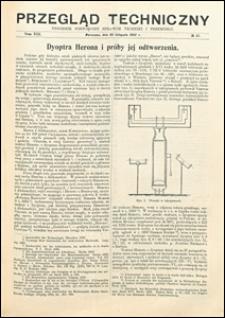 Przegląd Techniczny 1903 nr 47