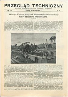 Przegląd Techniczny 1903 nr 49