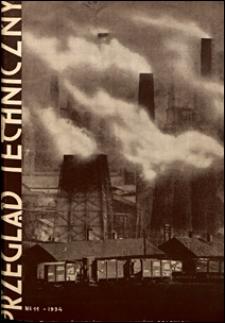 Przegląd Techniczny 1934 nr 11