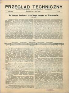 Przegląd Techniczny 1904 nr 9