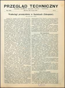 Przegląd Techniczny 1904 nr 11