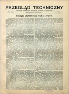 Przegląd Techniczny 1904 nr 17