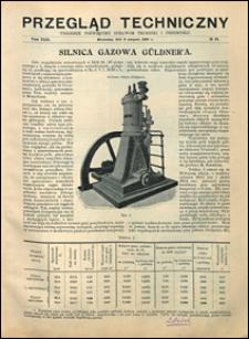 Przegląd Techniczny 1904 nr 31