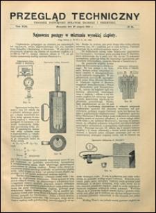 Przegląd Techniczny 1904 nr 34