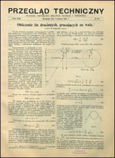 Przegląd Techniczny 1904 nr 35