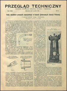 Przegląd Techniczny 1904 nr 48