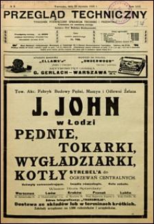 Przegląd Techniczny 1923 nr 3