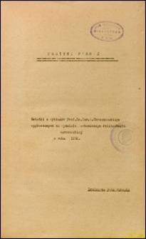 Maszyny parowe : notatki z wykładów W. Chrzanowskiego wygłoszonych na wydziale Mechanicznym Politechniki Warszawskiej w roku 1930
