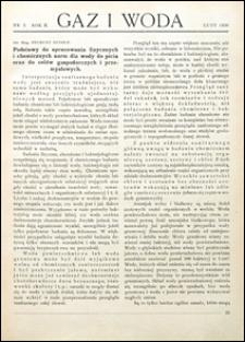 Gaz i Woda 1930 nr 2