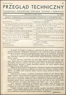 Przegląd Techniczny 1936 nr 3