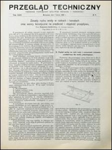 Przegląd Techniczny 1906 nr 9