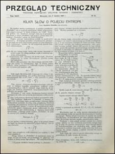 Przegląd Techniczny 1906 nr 14