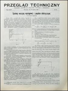 Przegląd Techniczny 1906 nr 16