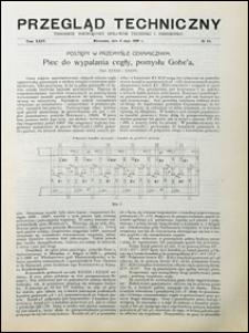 Przegląd Techniczny 1906 nr 18