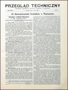Przegląd Techniczny 1906 nr 27