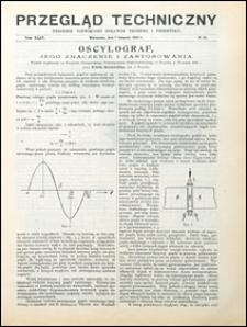 Przegląd Techniczny 1906 nr 44