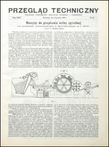 Przegląd Techniczny 1906 nr 50