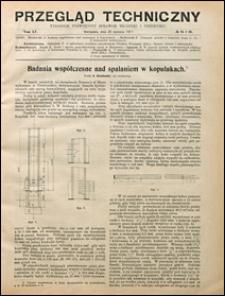 Przegląd Techniczny 1917 nr 25-26