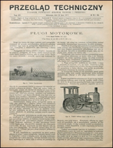 Przegląd Techniczny 1917 nr 29-30