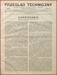 Przegląd Techniczny 1917 nr 43-44