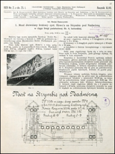 Czasopismo Techniczne 1929 nr 2