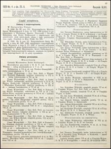 Czasopismo Techniczne 1929 nr 4
