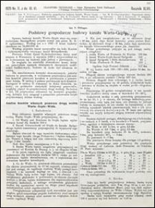 Czasopismo Techniczne 1929 nr 11