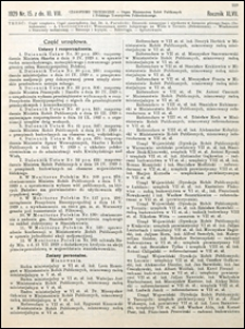 Czasopismo Techniczne 1929 nr 15