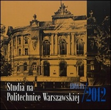 Studia na Politechnice Warszawskiej. Edycja 2012