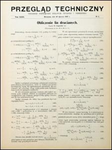 Przegląd Techniczny 1905 nr 4