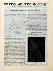 Przegląd Techniczny 1907 nr 5