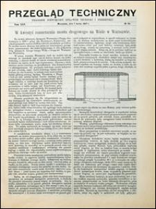 Przegląd Techniczny 1907 nr 10