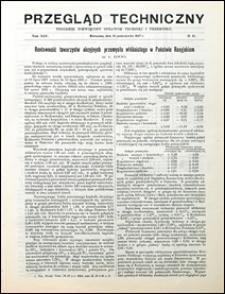 Przegląd Techniczny 1907 nr 41