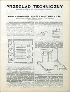 Przegląd Techniczny 1907 nr 49