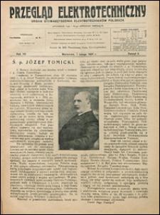 Przegląd Elektrotechniczny 1925 nr 3
