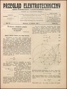 Przegląd Elektrotechniczny 1925 nr 18