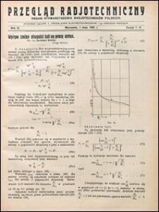 Przegląd Radjotechniczny 1925 nr 7-8