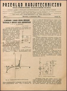 Przegląd Radjotechniczny 1924 nr 19
